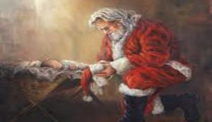 Santa-and-Jesus