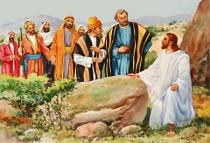 JesusTeachesDisciplesToPray_DSC_0159